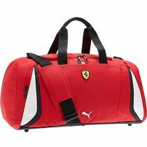 Maleta Gym Ferrari Puma Medium Duffle Original Gimnasio