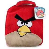 Mochila Angry Birds Mochila Roja Felpa