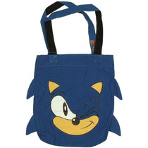 Morral Sonic The Hedgehog Haciendo Guiños Sega Cartoon