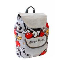 Mochila Premium Juvenil Unisex Disney Mickey Mouse
