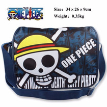 Mochila Anime One Piece Monkey D Luffy