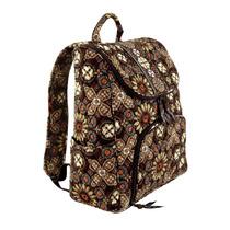 Bolsa Mochila Backpack Vera Bradley Hippie Chic Boho