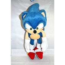 Mochila Gran Sonic The Hedgehog Plush 20
