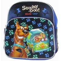 Mochila Scooby Doo 12.5in Backpack- Niño Sr. Máquina Scooby