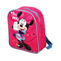 Disney Mochila - Minnie Mouse Kids Junior Rosa Niños