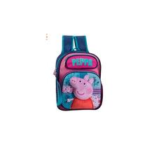 Mochila Backpack Pepa Pig Peppa La Cerdita Mas Regalo