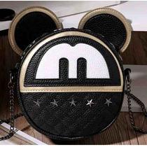 Mickey Pequeña Bolsa Redonda