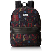 Mochilas Vans Realm Backpack Tiger (dcsb) 100% Originales