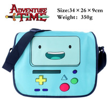 Mochila Poliester Hora De Aventura Adventure Time Bmo