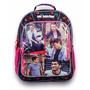 Mochila Bagpack Para Niñas Rosa Con Negro One Direction