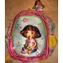 Backpack Mochila Lonchera Dora La Exploradora 3d