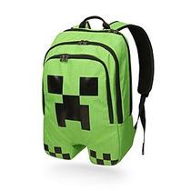 Mochila Escolar Minecraft Creeper Original Oficial