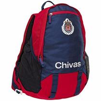 Mochila Deportiva Del Equipo Chivas