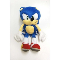 Mochila Sonic The Hedgehog Plush Backpack