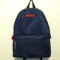 Mochila Backpack Tommy Hilfiger Impermeable 100% Original