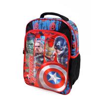 Mochila Para Niño Marvel Avengers 2