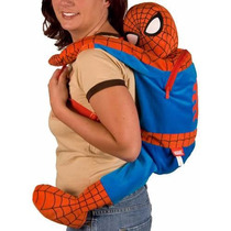 Spiderman Buddies Mochila Backpack