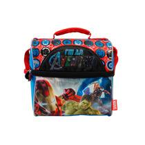 Lonchera Infantil Para Niño Avengers