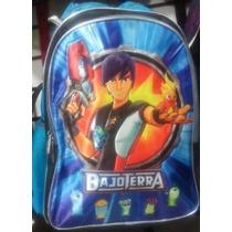 Backpack Mochila Bajo Terra