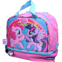My Little Pony, Loncheras Térmicas Twiligth, Rarity, Pinky