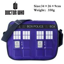 Mochila Poliester De Alta Calidad Doctor Who