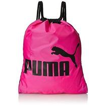Morral Para Siempre Reversible Carrysack Bolso Puma De Hom