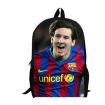 Mochila Sports Fan Backpacks Fc # 10 Negro