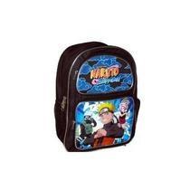 Mochila Shonen Jump Naruto Shippuden Tamaño Para Niños