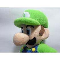 Mochila De Luigi Super Mario Bros Original De Nintendo 2011