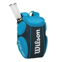 Mochila Wilson Tour Molded Azul Backpack Gde