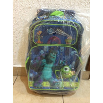 Mochila De Ruedas Monster University, Vv4