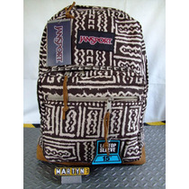 Mochila Jansport Right Pack World Collection Africa Portalap