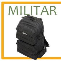 Mochila Asalto Tactico Rudo Militar Backpack 3 Dias Cordura