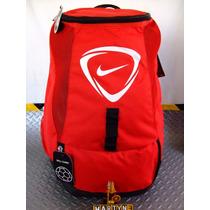 Mochila Nike Soccer Shield Mercurial Zapatera Y Porta Balon