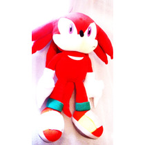 Mochila Sonic The Hedgehog Knuckles