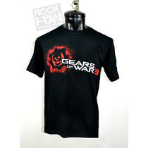 Gears Of War Playera Importada 100% Original 2