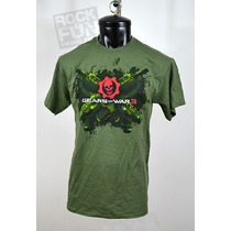 Gears Of War Playera Importada 100% Original