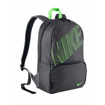 Mochila Nike 100% Original Escolar O Gimnasio Color Negro