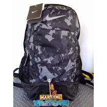 Mochila Nike Team Training Max Air Grafico Portalap Original