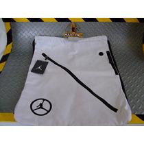 Mochila Jordan Concorde Piel Gym Sack Importado