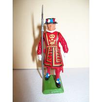 Soldado De Plomo Vintage Britains Made In England 70´s