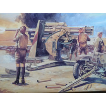 1/72 Modelismo A Escala Cañon Hasegawa 88mm Gun Flak 18 $300