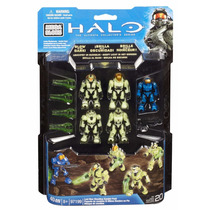 Jh Mega Bloks Halo Last Man Standing Zombie Pack