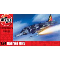 Ar Modelo A Escala -airfix 1:24 Hawker Siddeley Harrier Gr3