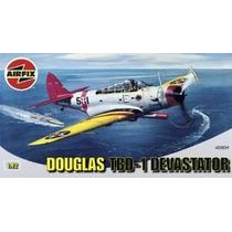 Ar Modelo A Escala -airfix A02034 1:72 Scale Douglas Tbd-1 D