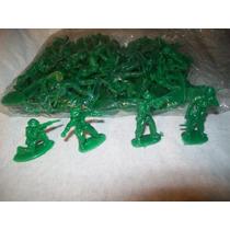 Gcg 1 Lote 100 Mini Soldados Chicos De 3 Centimetros