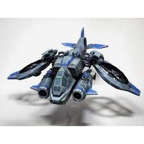 Starcraft Ii - Banshee, Papercraft, Envio Gratis!!