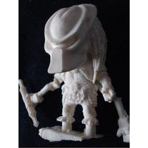 Depredador / Figurita Resina Para Armar