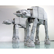 At-at Star Wars Para Armar En Papel Papercraft