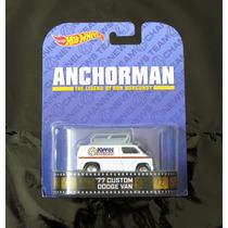 Hot Wheels Pelicula Anchorman, Dodge Van 77